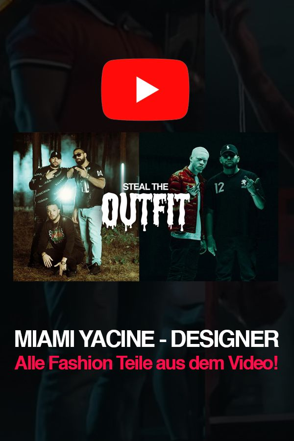 MIAMI YACINE DESIGNER (Steal the Outfit) | Steal the
