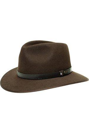 Hombre Sombreros - Sombrero The Outback Opal by sombrero de fieltrotraveller (61 cm -)