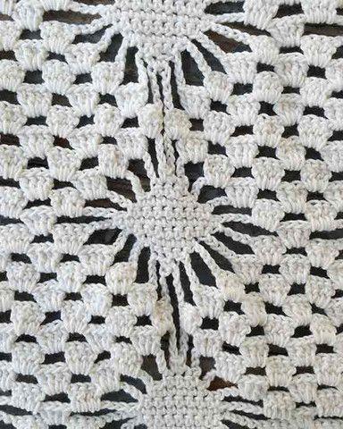 Spider Lace Bedspread Crochet Pattern Maggiescrochet Entire