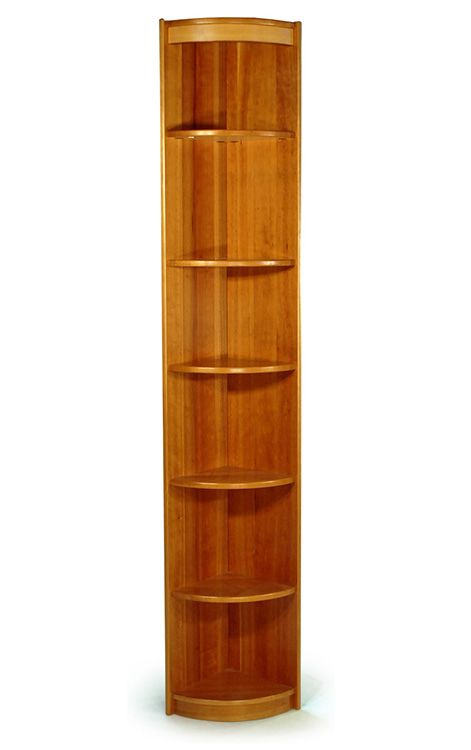 convenience wishlist oxford tier bookcases bookcase wooden furniture corner pin concepts