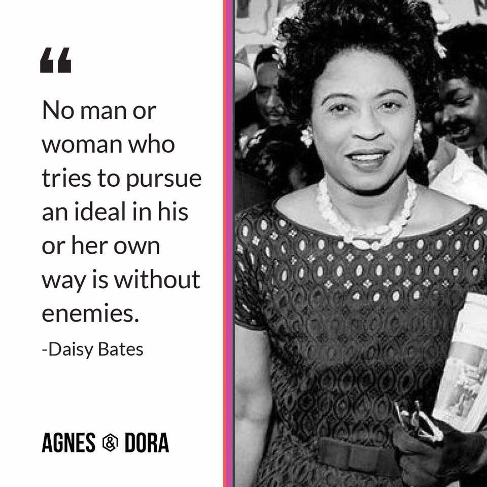 Agnes & Dora Daisy Bates Dress Quote Inspo Women Girl Boss Quotes Agnes and Dora Inspirational shopmyprettythings.com