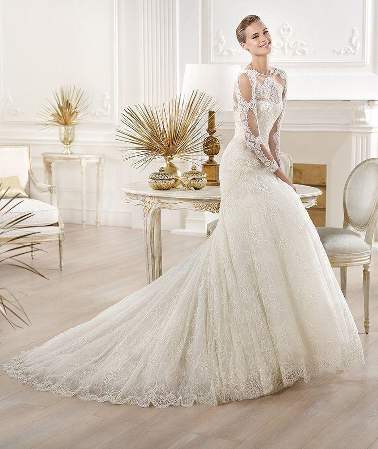 YANA, Robe Mariee 2014 | Robes de marié | Pinterest | Novios, De ...