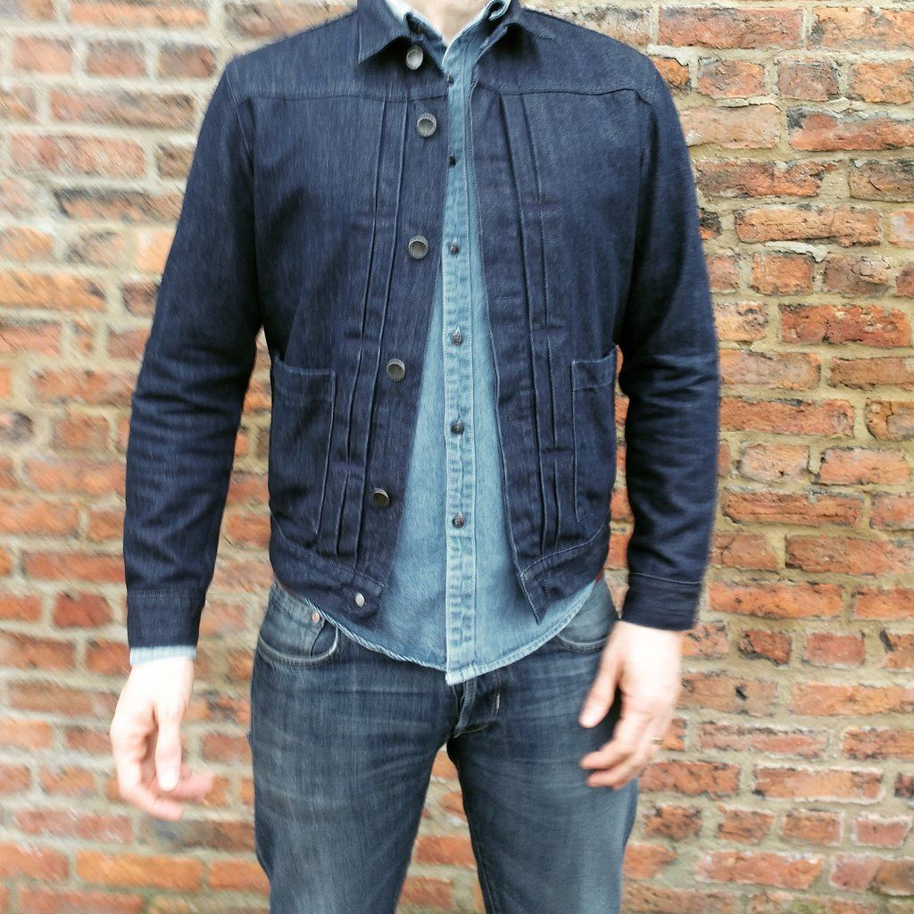 1 Levi S Made And Crafted Type Ii Trucker Jacket From The