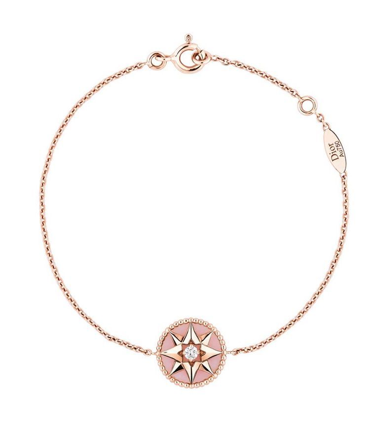 Charmed Life The New Rose Des Vents Collection Of Dior Jewellery Dior Jewelry Jewelry Trends International Jewelry