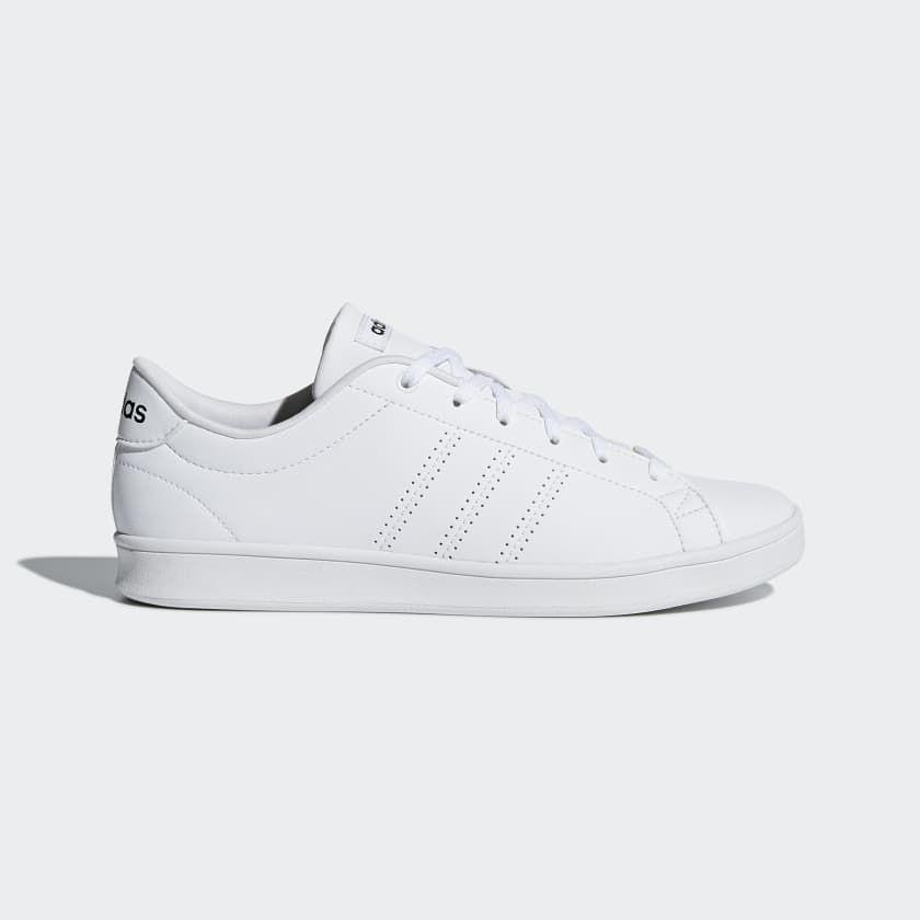 Chaussure Advantage Clean QT blanc B44667 | Chaussure ...