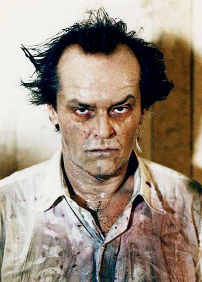 "Jack Nicholson en ""Las Brujas de Eastwick"", 1987"