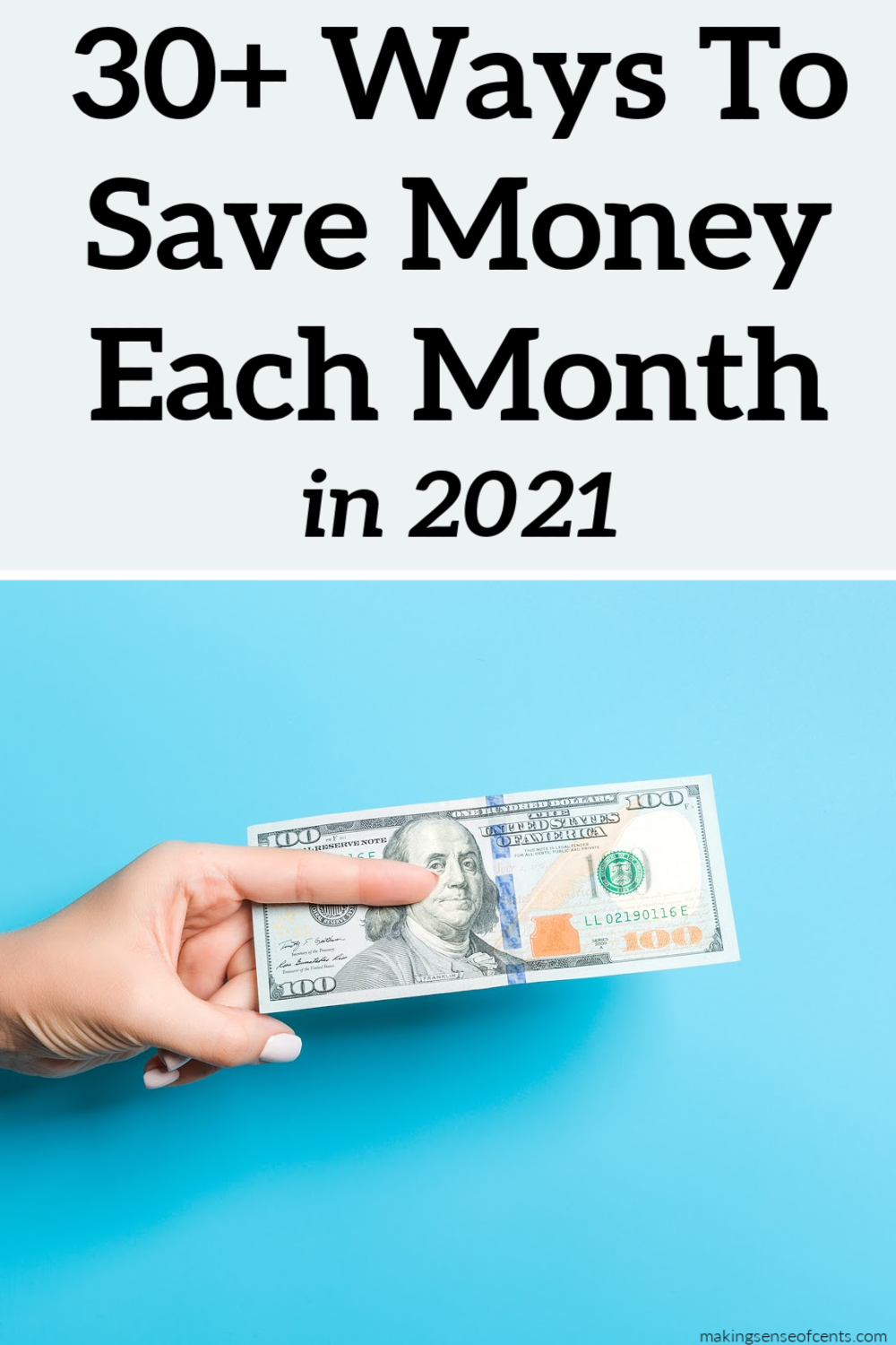 30 Ways To Save Money Each Month Save Money Today Ways To Save Money Saving Money Ways To Save