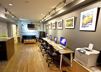 10 great co working spaces across the u s spaces Coworking space design ideas