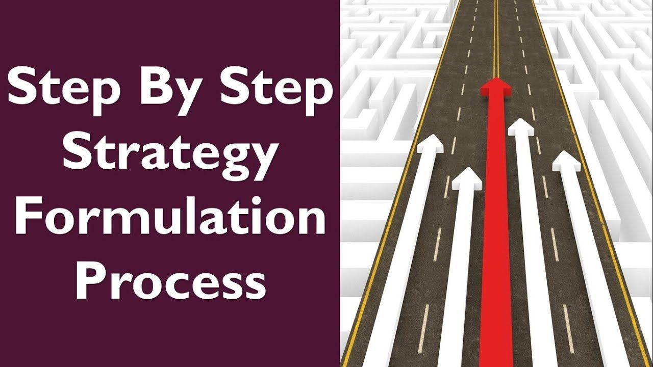 Step By Step Strategy Formulation Process You Can Get A Soft Copy Of All Templates For Free Pestel Analysis Strategies Swot Analysis