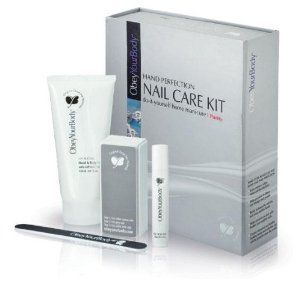Nail Care Kit Purity By Obey Your Body 26 98 Nail Shaper File