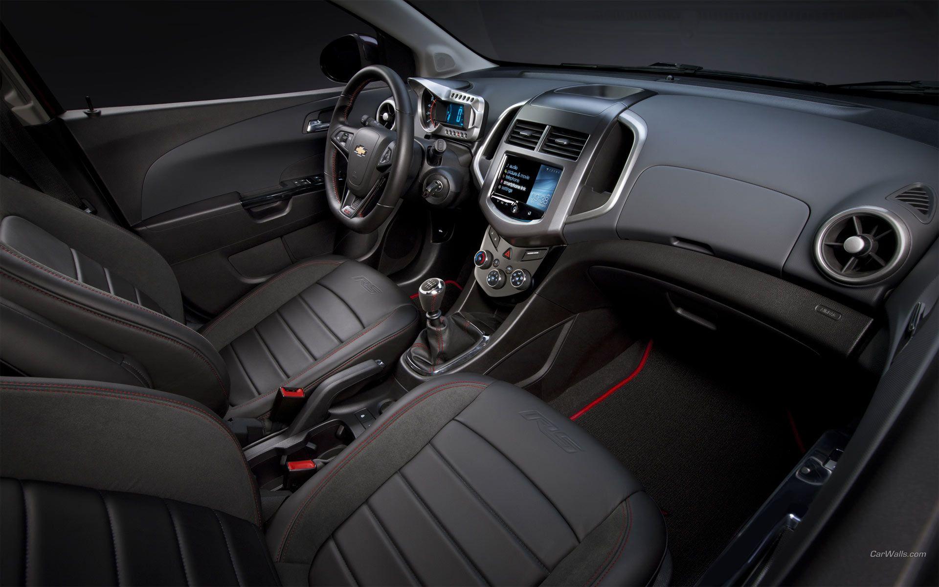 Ultra HD Chevrolet Sonic RS 2013 04 1920 1200