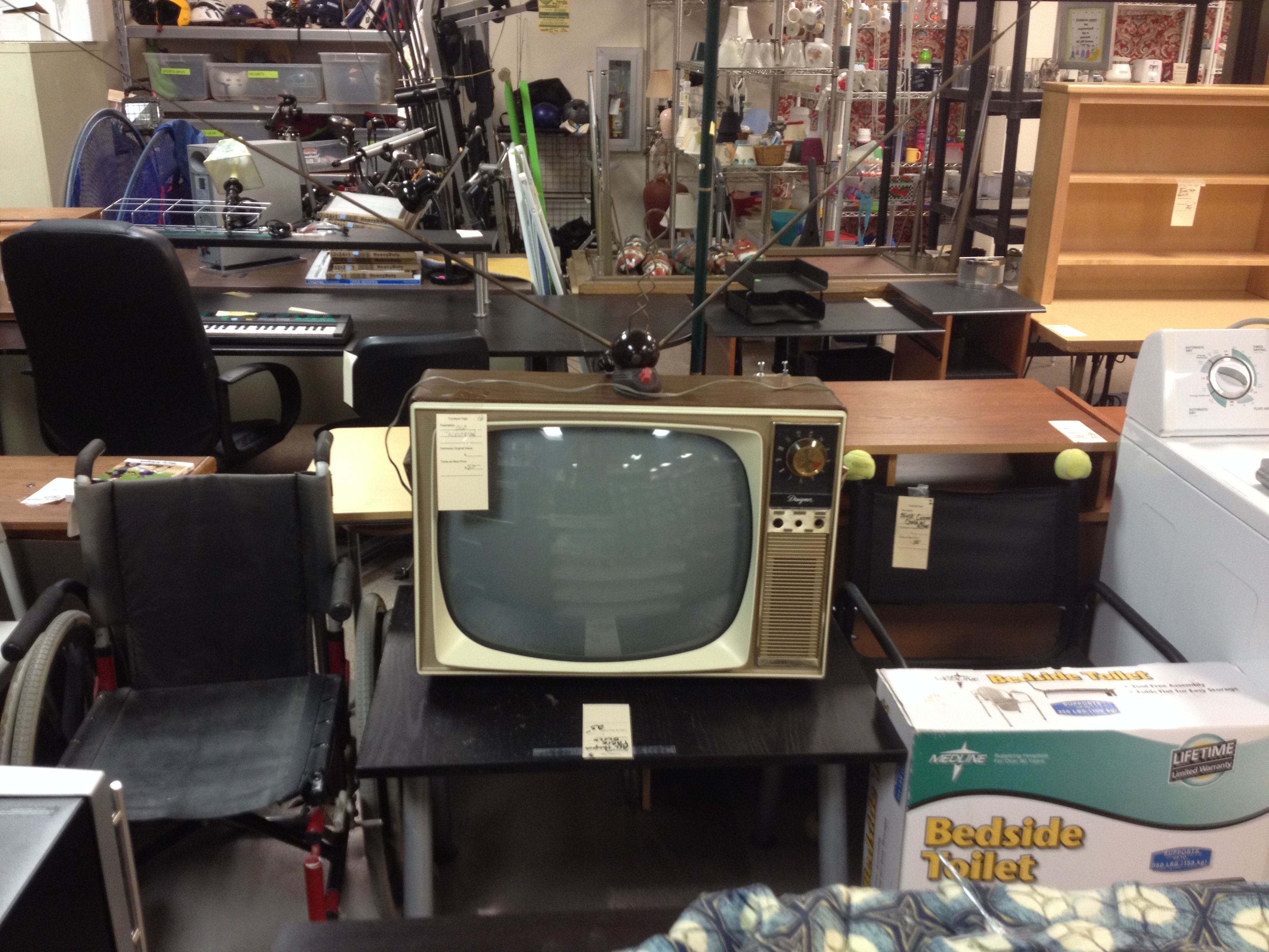 Vintage TV at Twice as Nice in Denton retro furniture Pinterest