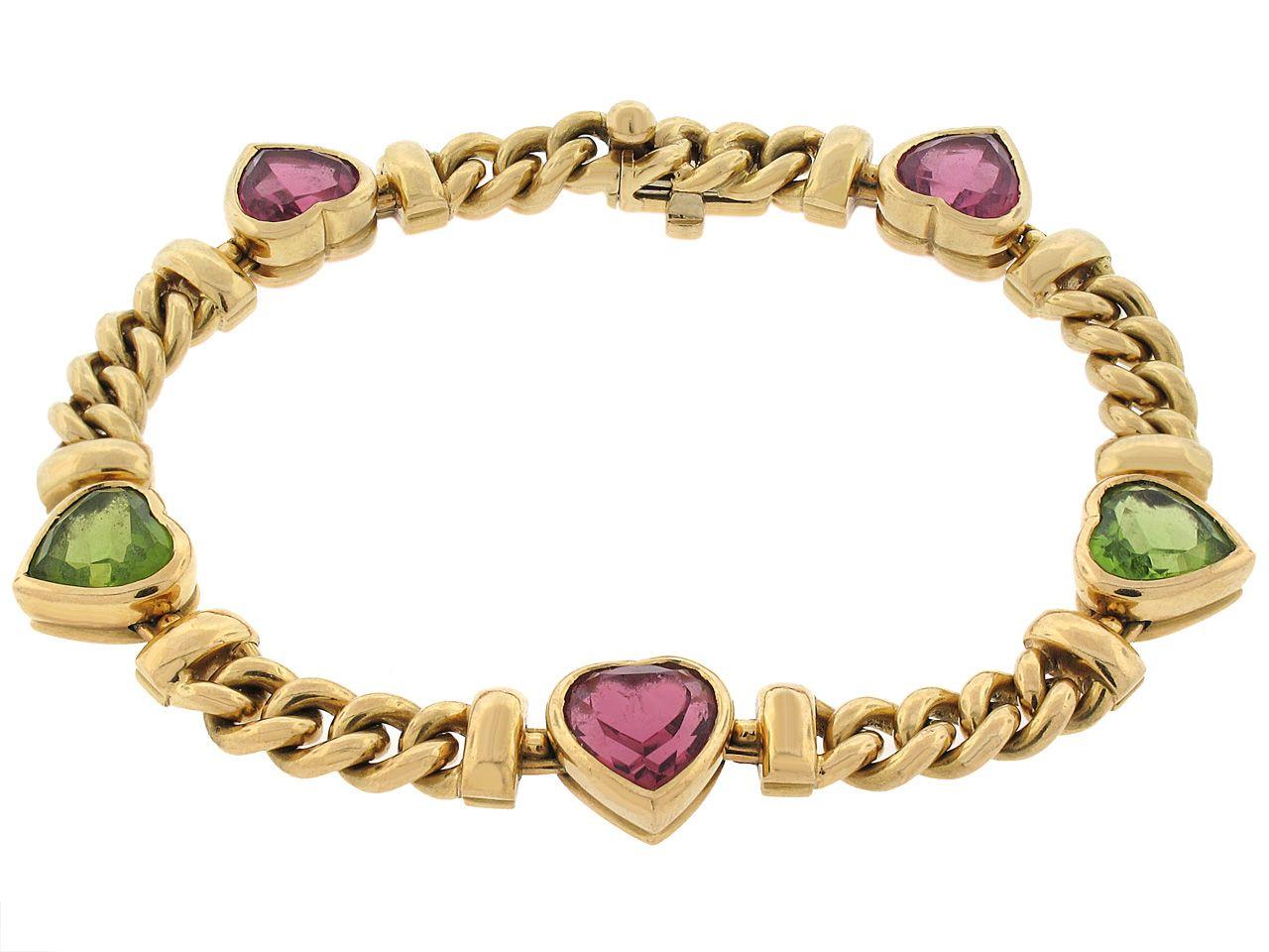 Beaded Bracelet Peridot High Grade 14K Solid Gold Natural Bracelet Healing Stone Bracelet Rose Gold White Gold Real Peridot Yellow Gold