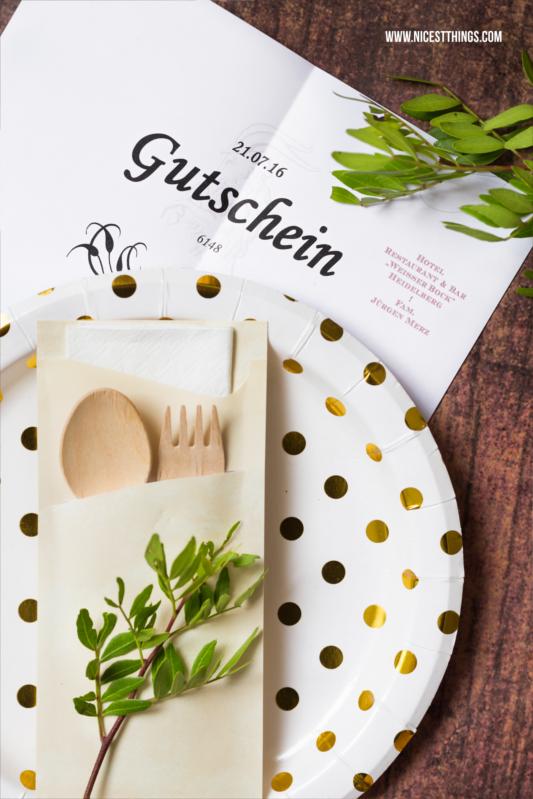 restaurant gutschein verpacken kreative diy verpackungsidee als geschenk 50er geburtstag. Black Bedroom Furniture Sets. Home Design Ideas