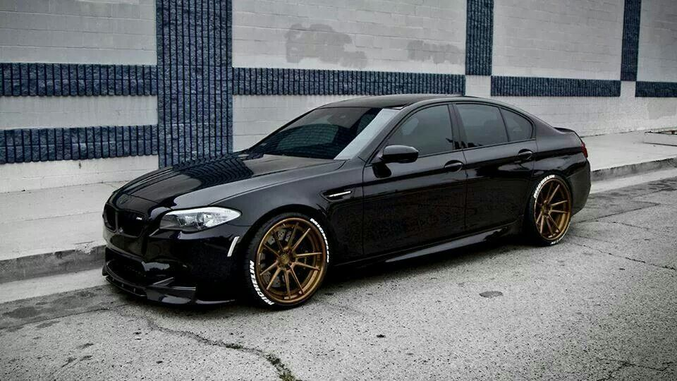Bmw F10 M5 Black Dream Cars Custom Cars Bmw M Series