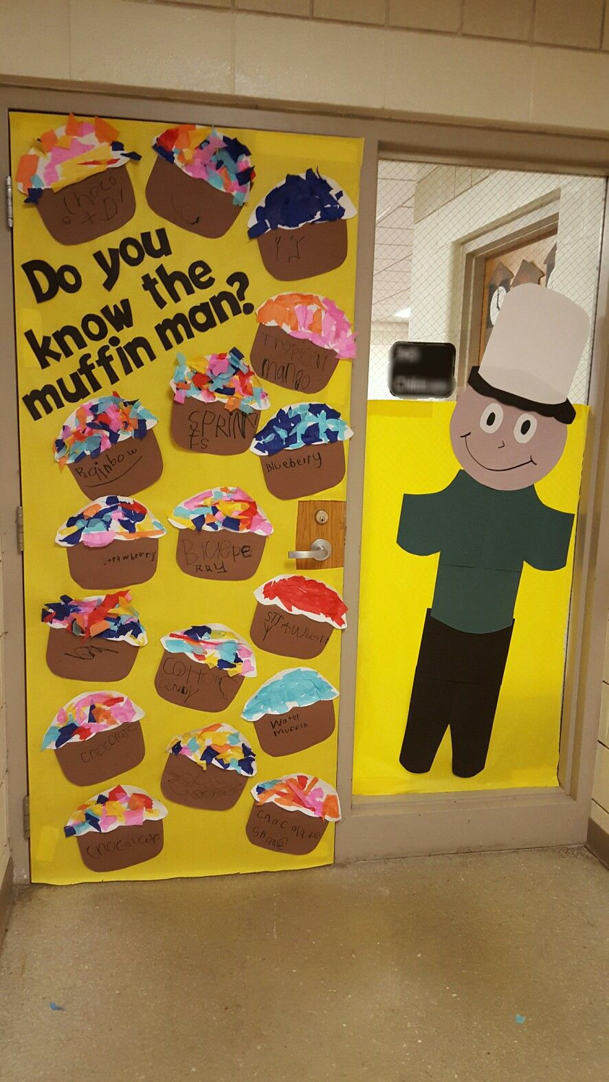 Do You Know The Muffin Man Craft Nursery Rhyme Crafts Nursery