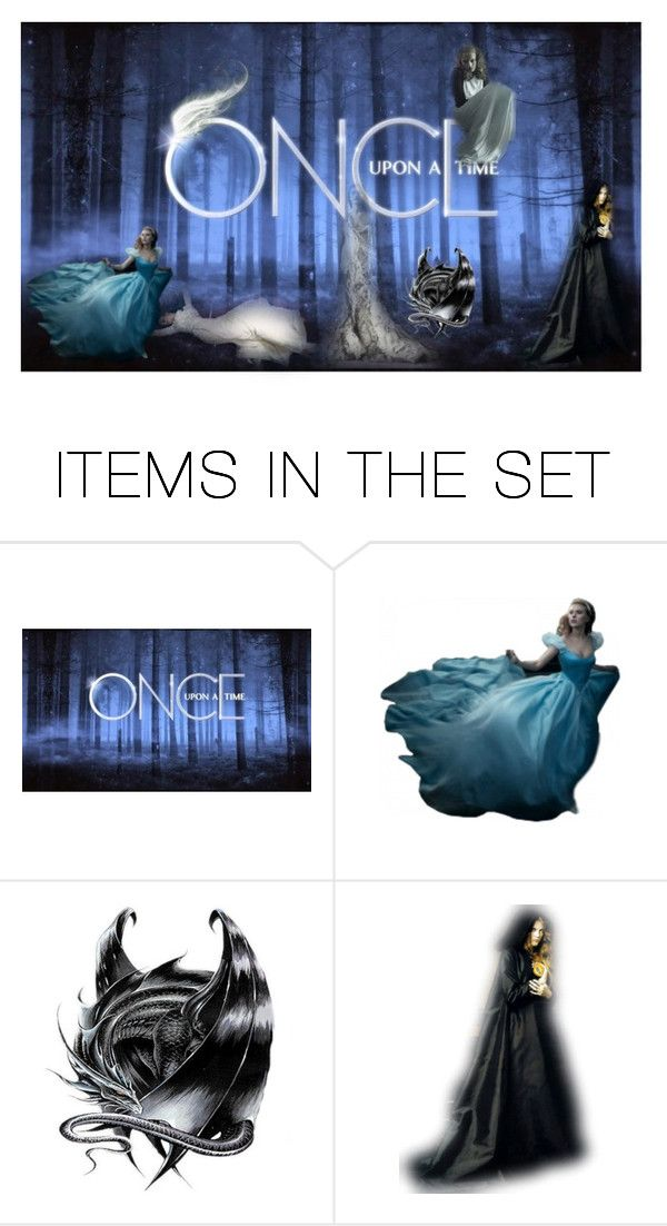 """Once Upon a Time"" by locksley-cxli ❤ liked on Polyvore featuring art"