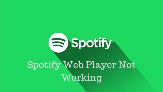 Spotify Web Player Not Working? [Methods to Fix] https