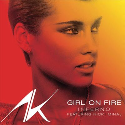 Alicia Keys Girl On Fire 3gp Music Video With Images Music