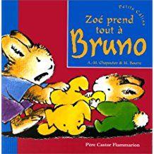 Zoe Prend Tout A Bruno Bruno Album