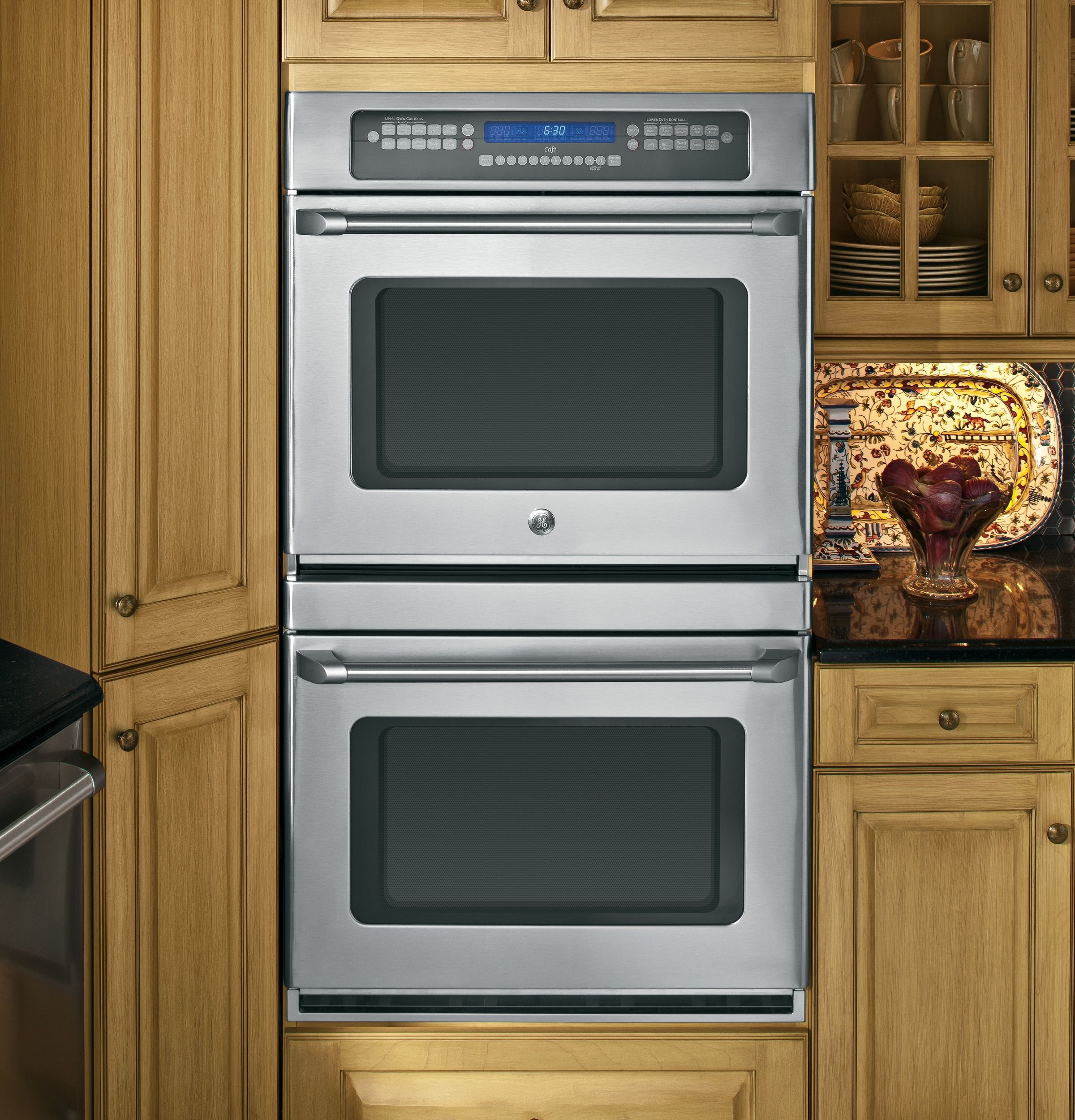 the auto recipe conversion feature in this ge cafe series on wall ovens id=13614