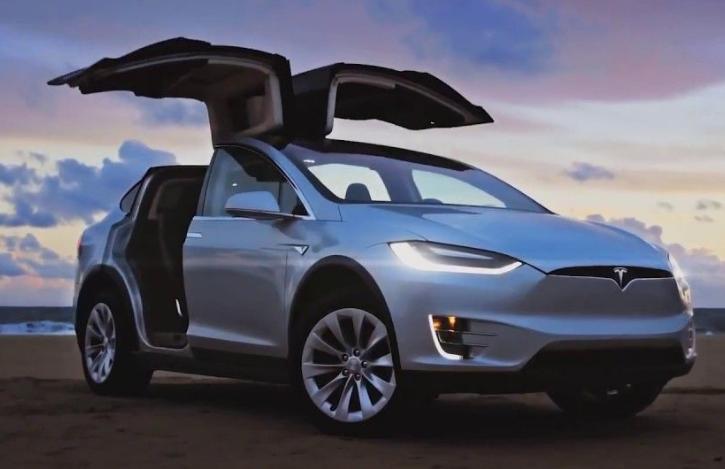 Tesla Model X | NewAutoReport | Tesla model x, Tesla