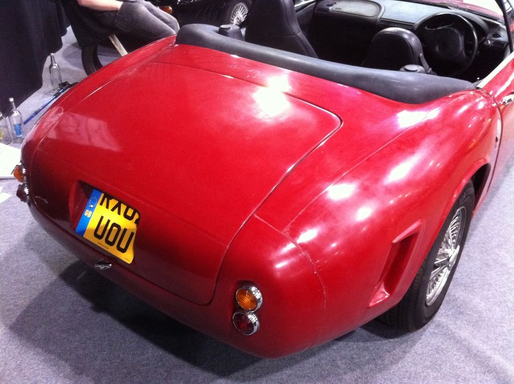 Bmw Z3 With Ferrari 250 Swb Kit Page 5 General Gassing