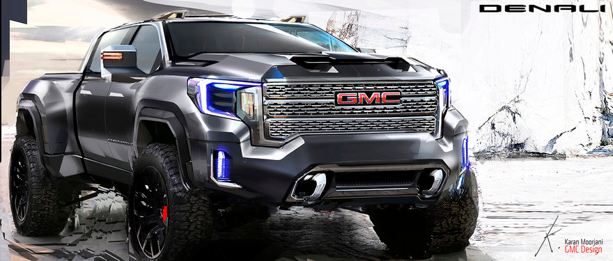 Why Would Anyone Pay 80 000 For A Pickup Truck Gmc Design