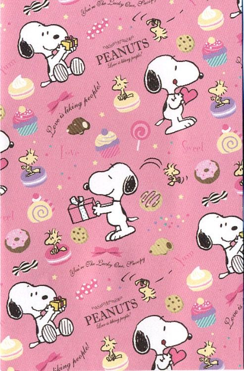 Pin by lisa stacey on snoopy pinterest snoopy wallpaper and charlie brown - Snoopy wallpaper for walls ...