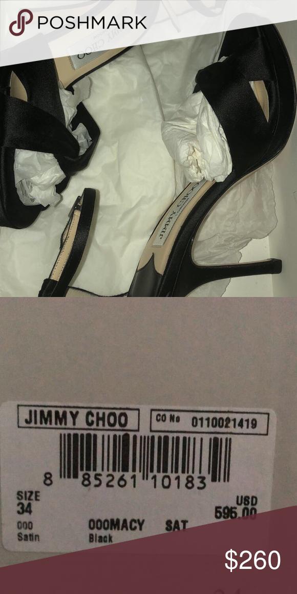 6895b769c44 Original Jimmy Choo Heels Size 34 women s Never worn Jimmy Choo Shoes Heels