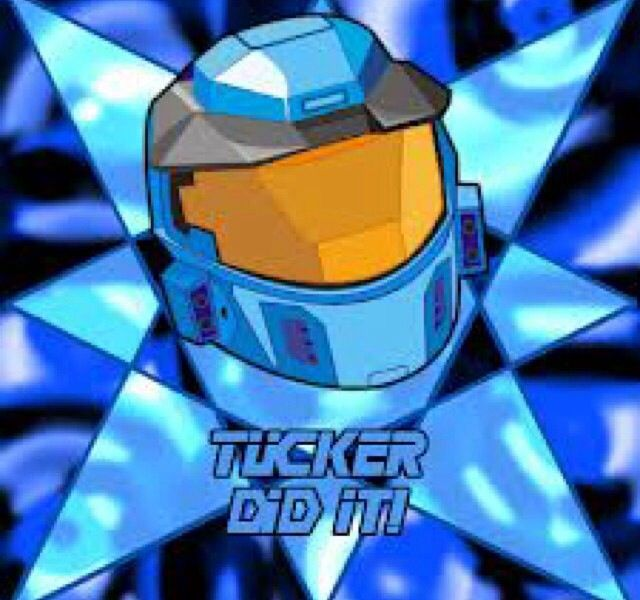 Tucker did it!