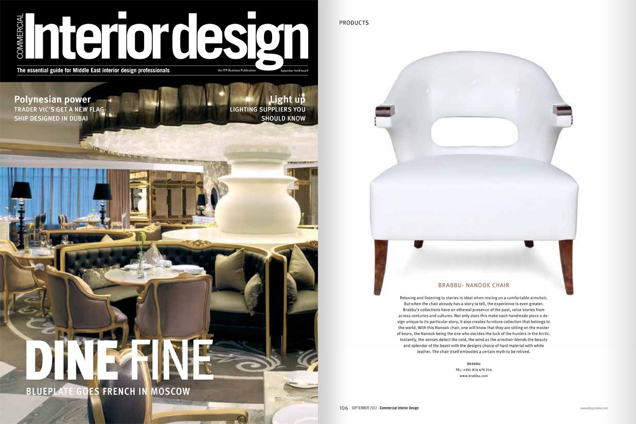 Nanook On The Commercial Interior Design The Essential Guide For Middle East Interior Design Professionals Interior Design Magazine Commercial Interior Design Commercial Interiors