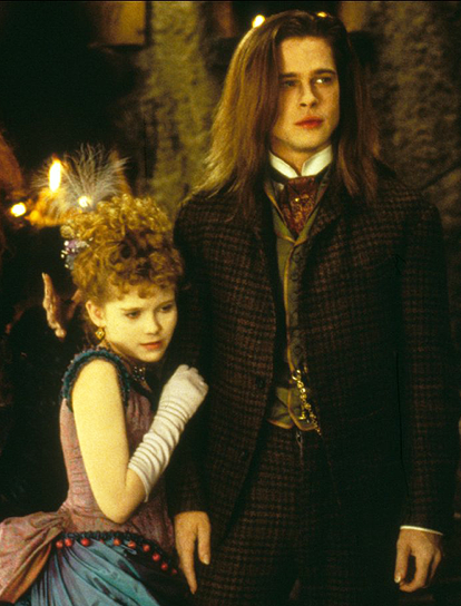 Interview with a vampire, 1994. Brad Pitt Costume Designer by Sandy Powell