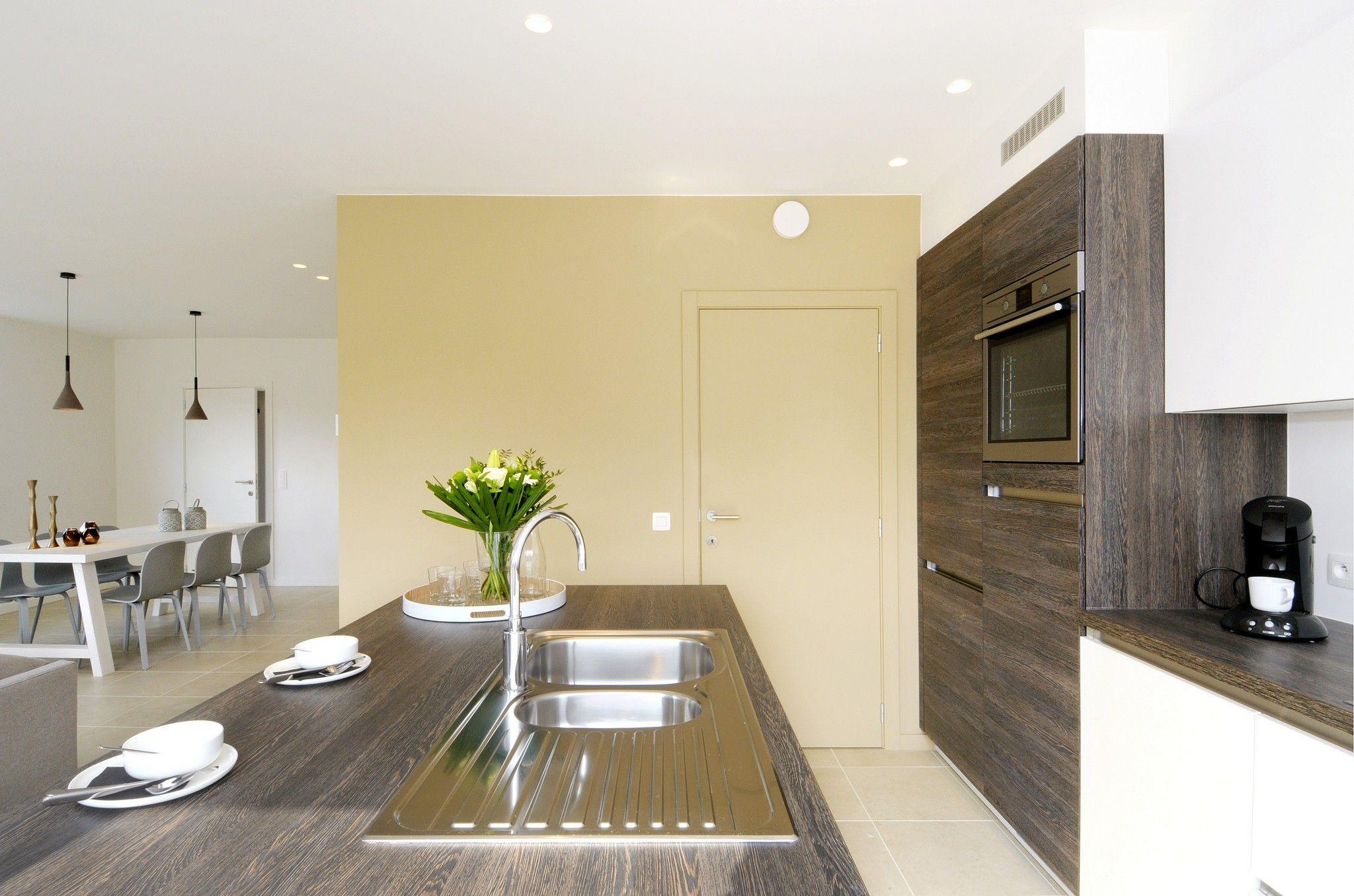 Kijkwoning kieldrecht keuken modern realisaties inspiratie