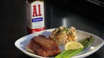 Photo of A1 Steak Sauce TV Spot, 'Food Network: Compound Butter' – Th…