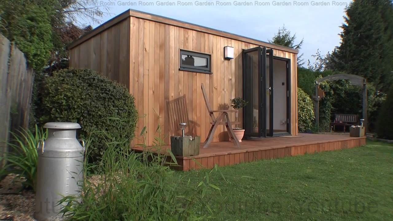 Great 55 Garden Rooms South East London