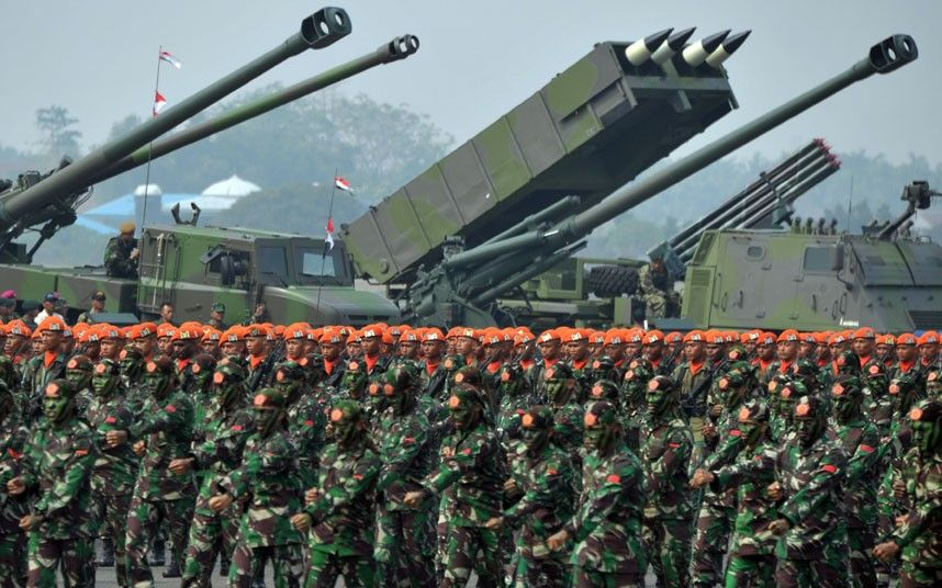 indonesian military power 2013 - YouTube  Indonesian Military Strength
