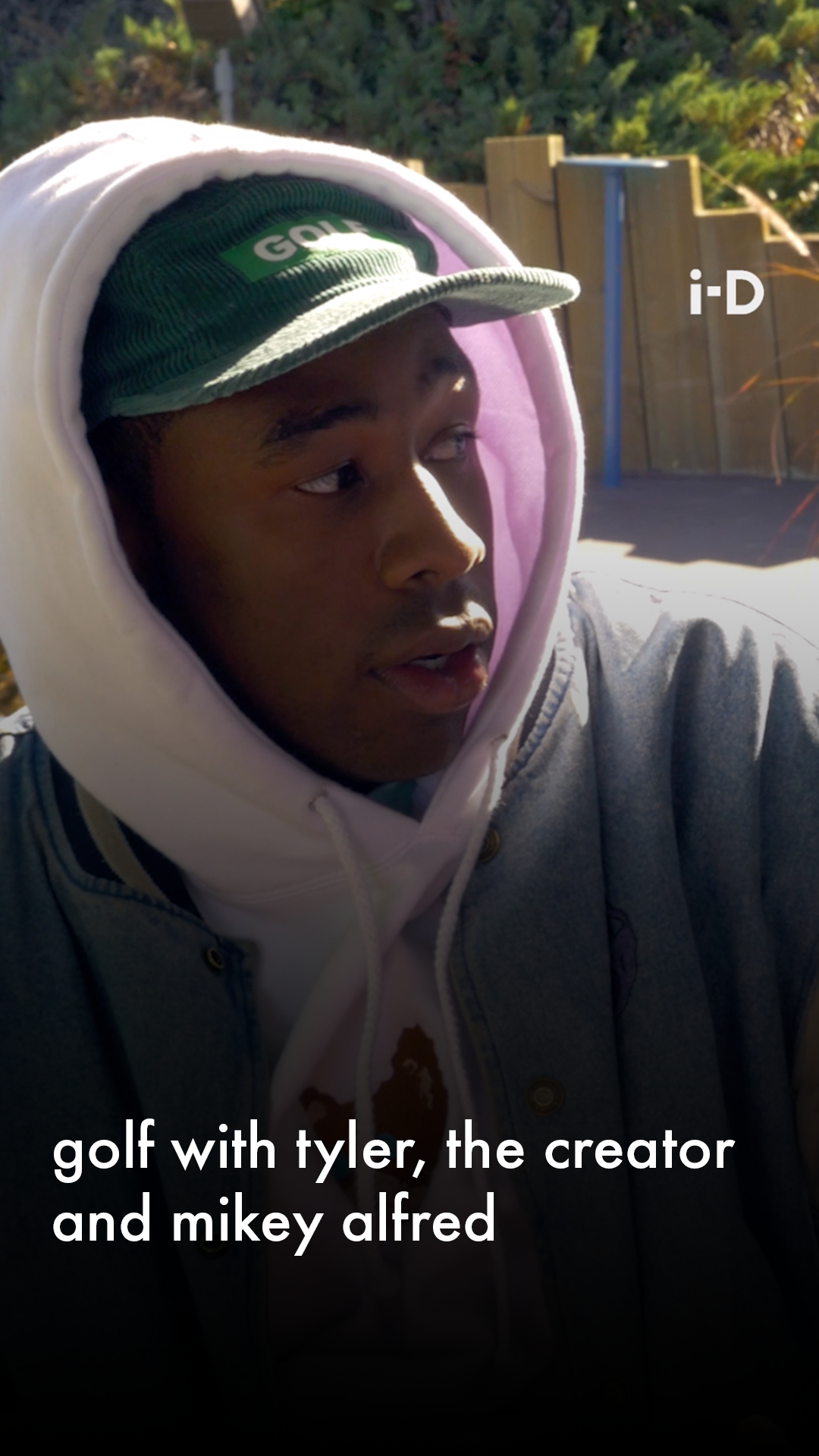 I D Meets Tyler The Creator And Mikey Alfred Illegal Civilization Video Tyler The Creator Wallpaper Tyler The Creator The Creator