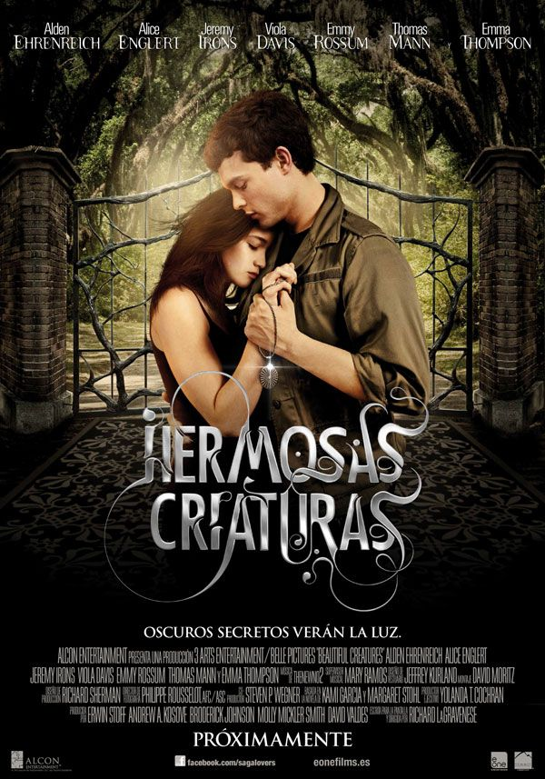 Hermosas Criaturas Beautiful Creatures Movie Beautiful Creatures 2013 Beautiful Creatures