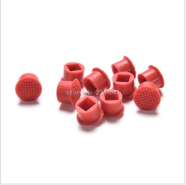 [Visit to Buy] 1pcs Red Cap For Lenovo IBM Thinkpad Mouse Laptop Pointer TrackPoint Cap #Advertisement
