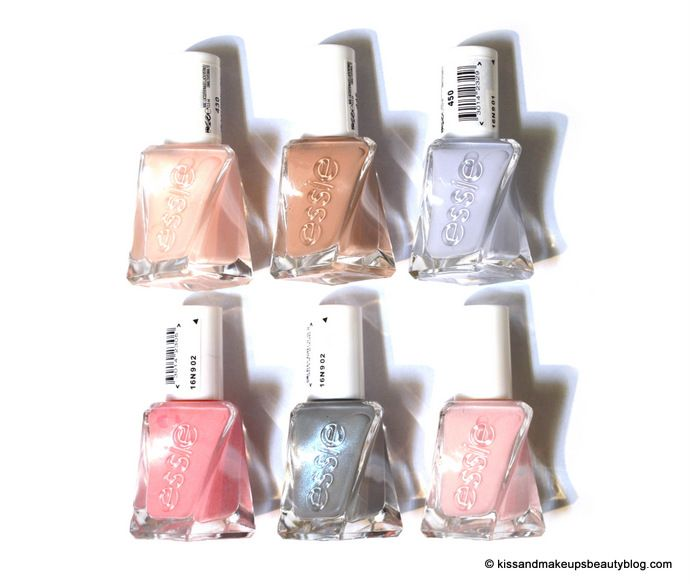 Essie Gel Couture Nail Polish At The Barre – Papillon Day Spa