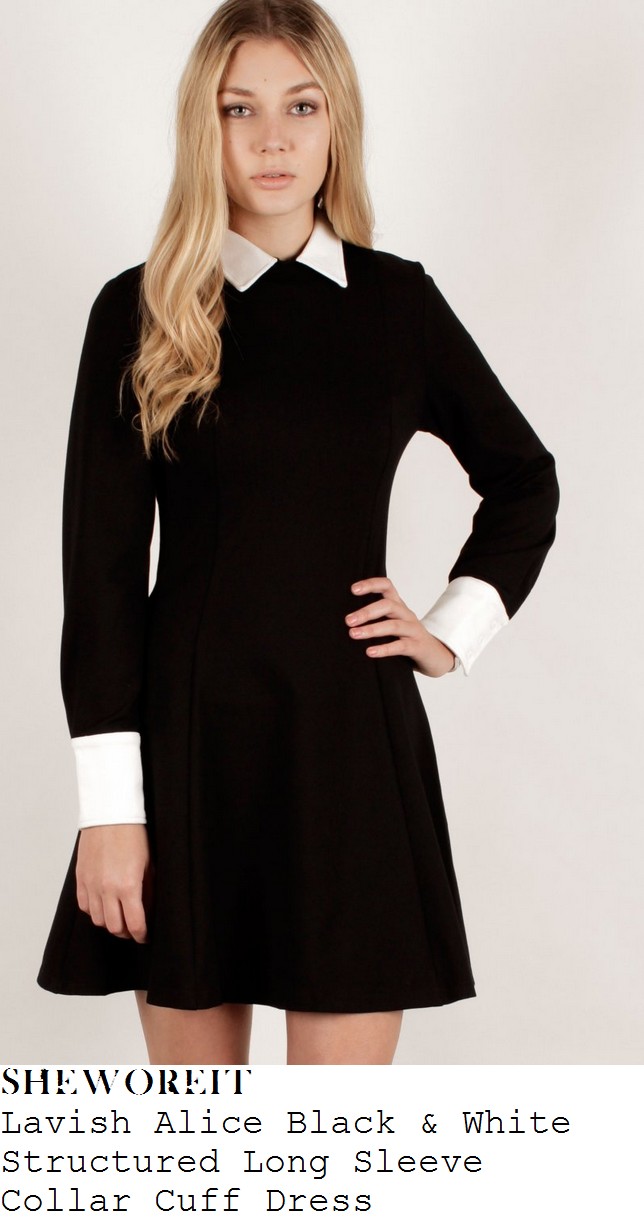 Long Sleeve Dresses with Collar