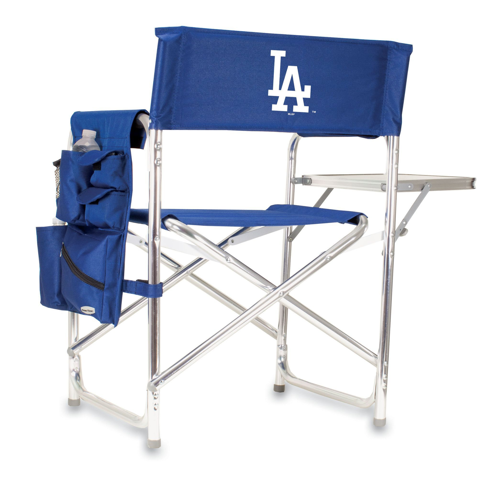Amazing Sports Chair Los Angeles Dodgers Dodger 3 Folding Caraccident5 Cool Chair Designs And Ideas Caraccident5Info