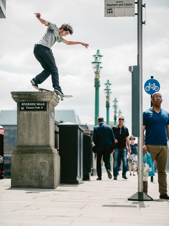 Skate shoes knox city - Qualityskateboarding Tom Knox Bs Lipslide Photo By Sam Ashley