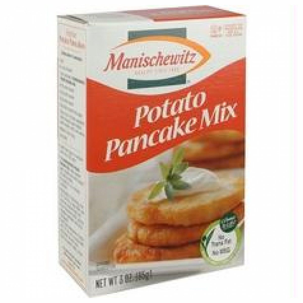 Nice Manischewitz B79258 Potato Pancake Mix 12x6 Oz Manischewitzspecialtyappliances