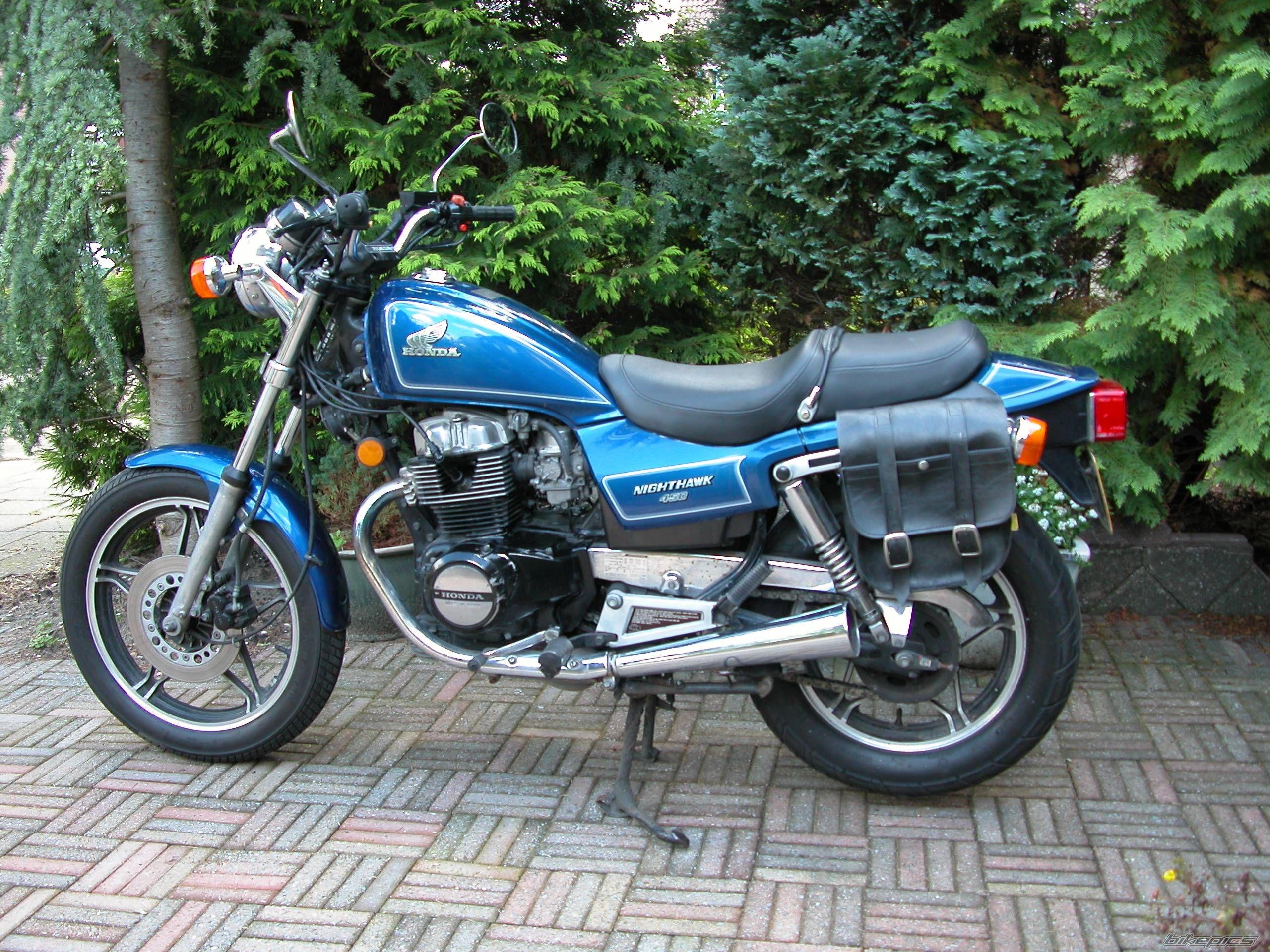 1986 Honda Nighthawk 450
