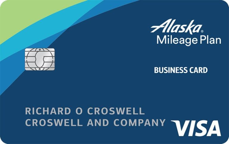 Alaska Airlines Business Credit Card A Complete Credit Card Review Points With Q Business Credit Cards Travel Credit Cards Best Airline Credit Cards