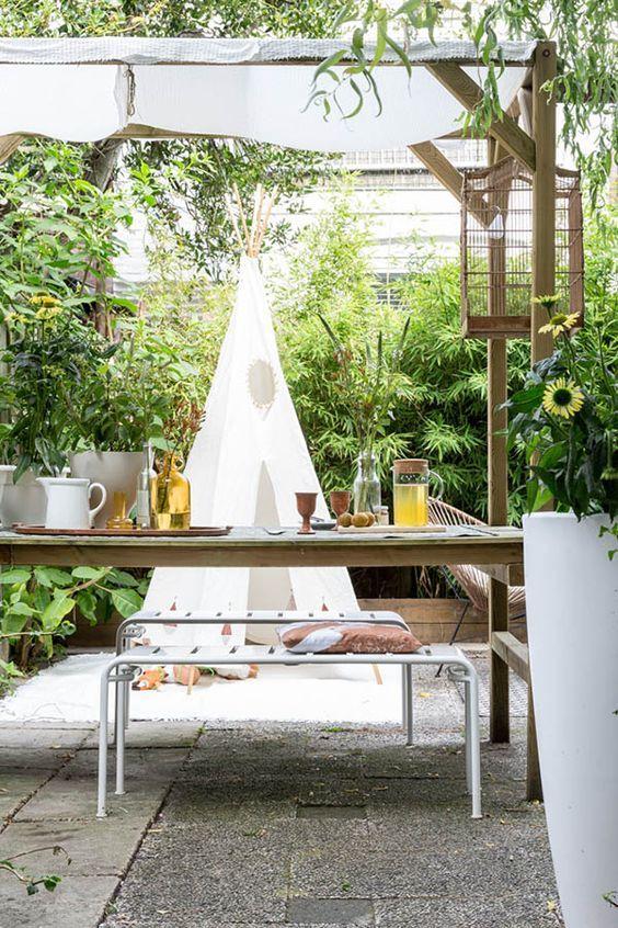 5 Claves para hacer tu jardín más acogedor | Muebles de exterior ...