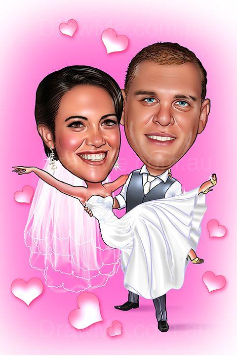 охранников открытка шарж на день свадьбы желаем крепкого