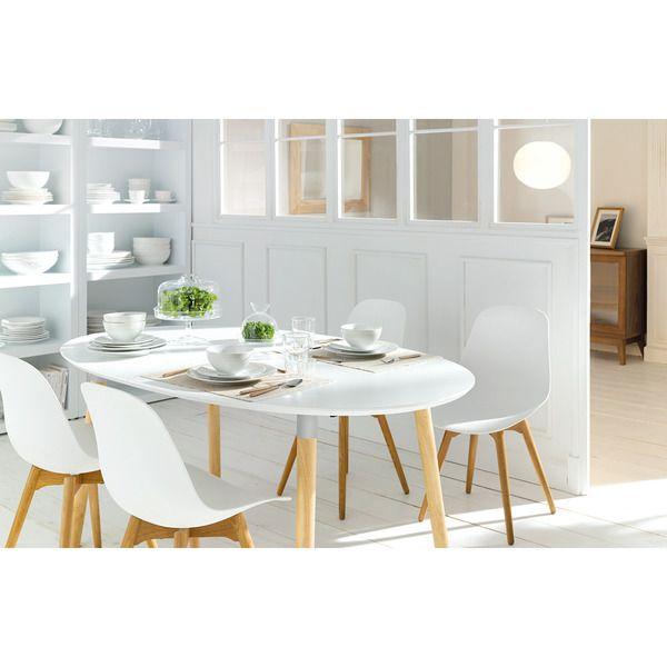 Mesa de comedor belina muebles mesas el corte ingl s - Mesa redonda comedor el corte ingles ...